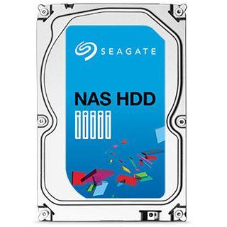 "6000GB Seagate NAS HDD +Rescue ST6000VN0031 128MB 3.5"" (8.9cm) SATA 6Gb/s"