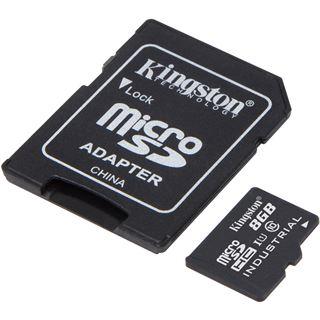 8 GB Kingston Industrial Temperature microSDHC UHS-I Retail