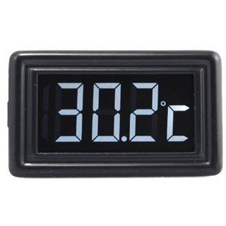 XSPC LCD mit Temperatursensor V2 - schwarz/weiß
