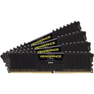 64GB Corsair Vengeance LPX DDR4-2400 DIMM CL14 Quad Kit