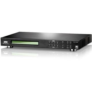 ATEN Technology 4 x 4 4K@60Hz HDMI Matrix Switch+Videowall+Sc