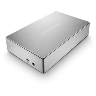 "8000GB LaCie Porsche Design Desktop Drive STFE8000200 3.5"" (8.9cm) USB 3.0 (Typ-C) silber"