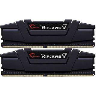 16GB G.Skill RipJaws V schwarz DDR4-3000 DIMM CL14 Dual Kit