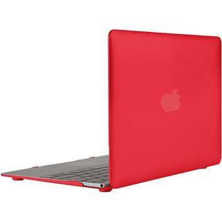 """LogiLink Hartschalen Schutzhülle für MacBook Air 13"""" rot"""