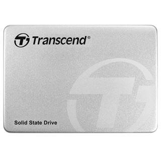 """120GB Transcend SSD220 2.5"""" (6.4cm) SATA 6Gb/s TLC (TS120GSSD220S)"""