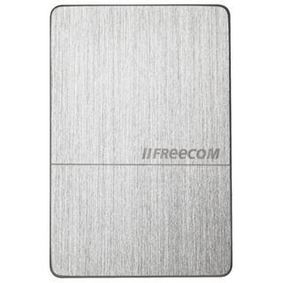 """2000GB Freecom Mobile Drive Metal Slim 56381 2.5"""" (6.4cm) USB 3.0 silber"""