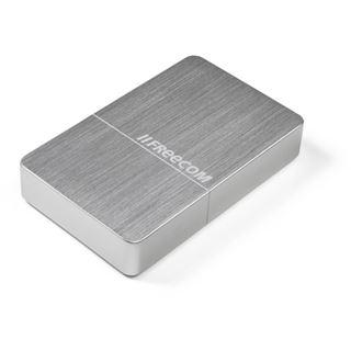 "2000GB Freecom mHDD 56386 3.5"" (8.9cm) USB 3.0 silber"