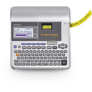 Casio Computer Tisch-Beschriftungsgerät Labelprinter KL-7400