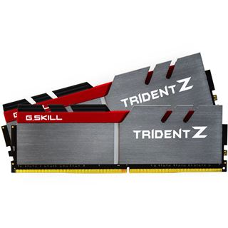 16GB G.Skill DDR4 PC 3333 CL16 KIT (2x8GB) 16GTZB Triden Z