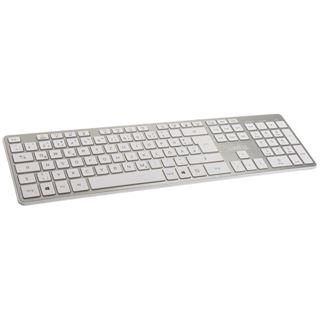 Lian Li KB-01WSV Bluetooth Tastatur silber
