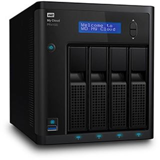 WD MyCloud PR4100 16TB BNFA0160KBK NAS System extern retail