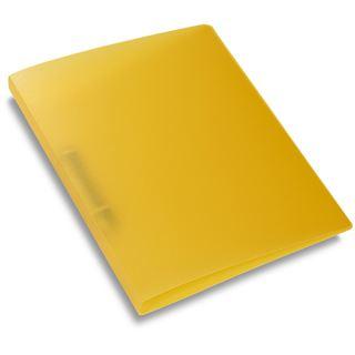 Herma Ringbuch, DIN A4, 2-Ring-Mechanik, gelb