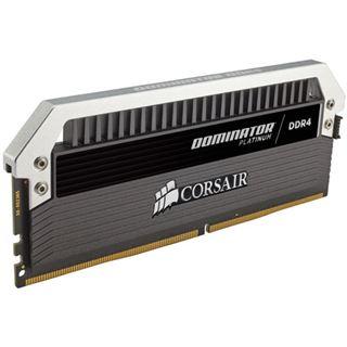 8GB Corsair Dominator Platinum DDR4-3733 DIMM CL17 Dual Kit