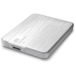 "1000GB WD My Passport Ultra Exclusive Edition WDBCFF0010BWT-EESN 2.5"" (6.4cm) USB 3.0 weiss"