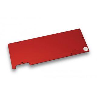 EK Water Blocks EK-FC1080 GTX Backplate rot