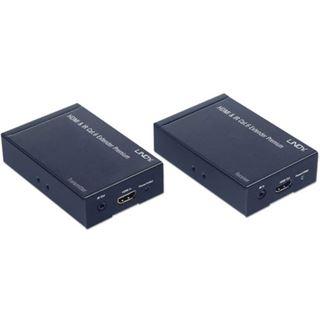 Lindy HDMI & IR Cat.6 Extender Premium 1080p 3D 80m