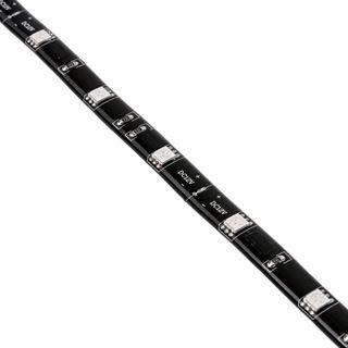 Akasa Vegas M LED-Strip, 15 LEDs, 50 cm - weiß