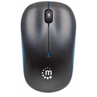 Manhattan Maus Wireless Success 1000dpi blau