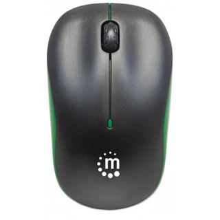 Manhattan Maus Wireless Success 1000dpi grün