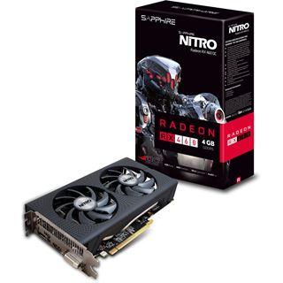 4GB Sapphire Radeon RX 460 Nitro Aktiv PCIe 3.0 x16 (Retail)