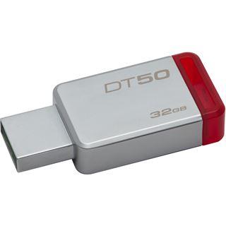 32 GB Kingston DataTraveler 50 rot USB 3.0