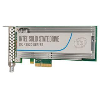 """450GB Intel DC P3520 2.5"""" (6.4cm) SATA 6Gb/s 3D-NAND MLC Toggle (SSDPE2MX450G701)"""