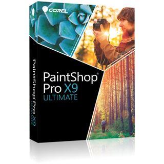 Corel Paintshop PRO X9 Ultimate DE