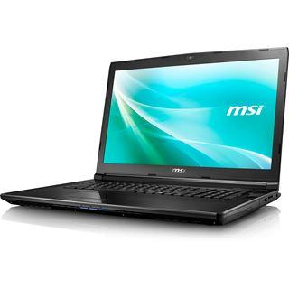 """Notebook 17.3"""" (43,94cm) MSI CX72-7QLi581"""