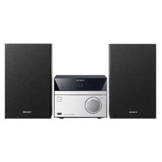 Sony CMT-SBT20B Mirco-Systemanlage mit DAB/DAB+