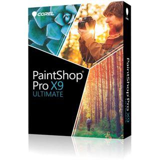 Corel Paintshop Pro X9 Ultimate ML
