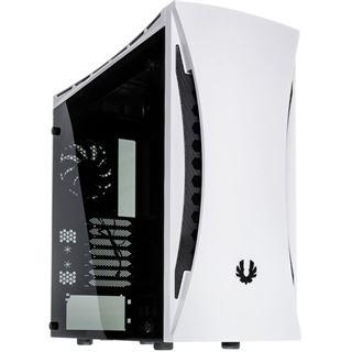 BitFenix Aurora mit Sichtfenster Midi Tower ohne Netzteil weiss