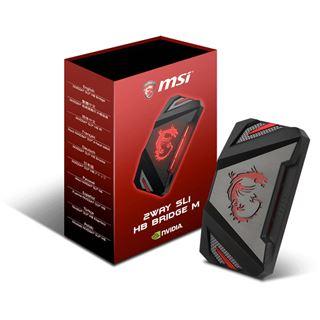 MSI SLI-HB-Bridge M 2-Slot/60mm (914-4395-005)