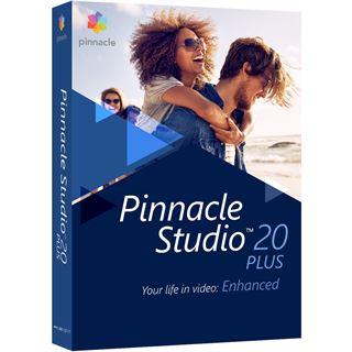 Corel PINNACLE STUDIO 20 Plus ML EU