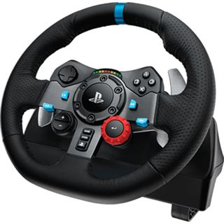 Logitech G29 Driving Force USB schwarz PC / PS3 / PS4