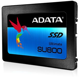 "256GB ADATA Ultimate SU800 2.5"" (6.4cm) SATA 6Gb/s TLC Toggle (ASU800SS-256GT-C)"