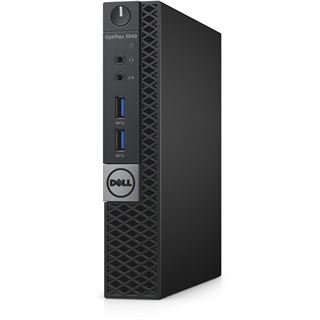Dell OPTIPLEX 3040 MFF I3-6100T 128GB SSD