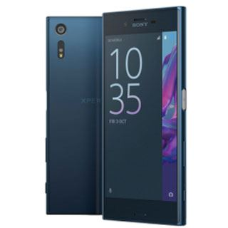 Sony Xperia XZ blau