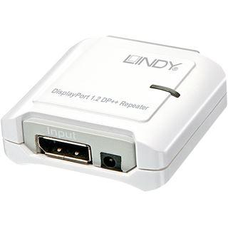 Lindy DisplayPort 1.2 DP+ Extender/Repeat 20m+20m, 2560x1600