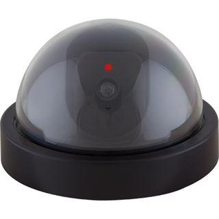 Logilink 0,0MP SC0202 Dummy mit Bewegungsmelder LED rot schwarz