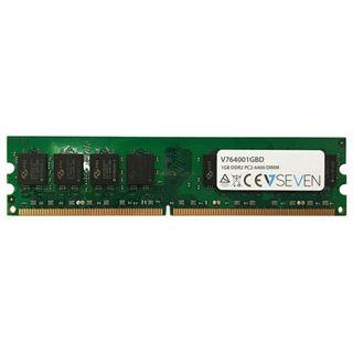 1GB V7 V764001GBD DDR2-800 DIMM CL6 Single