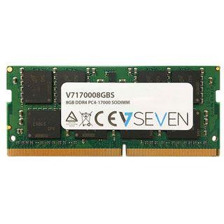 8GB V7 V7170008GBS DDR4-2133 SO-DIMM CL15 Single