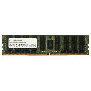 32GB V7 V71700032GBR DDR4-2133 regECC DIMM CL15 Single