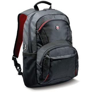 """Port Rucksack Houston Backpack 43,9cm (17,3"""") black"""
