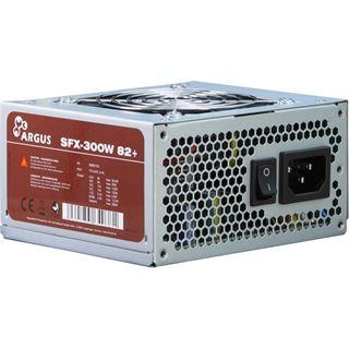 300 Watt Inter-Tech Argus SFX-300W 82+