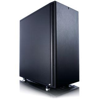 Fractal Design Define C gedämmt Midi Tower ohne Netzteil schwarz