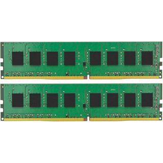 16GB Kingston KVR21E15D8K2/16I DDR4-2133 ECC DIMM CL15 Dual Kit