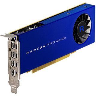 4GB AMD Radeon Pro WX 4100