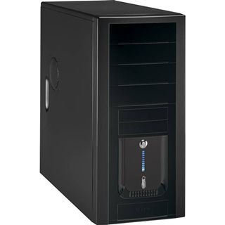 Super Flower Atlas Midi Tower 400 Watt schwarz/silber