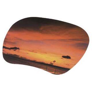 Hama Mauspad 50294 Slim Pad Sonnenuntergang Design