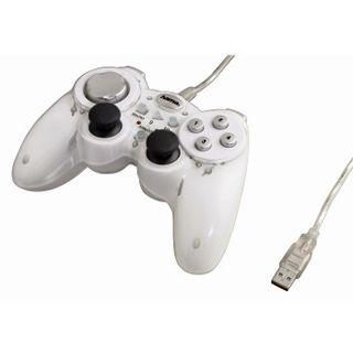 Hama Whitestorm USB weiß PC